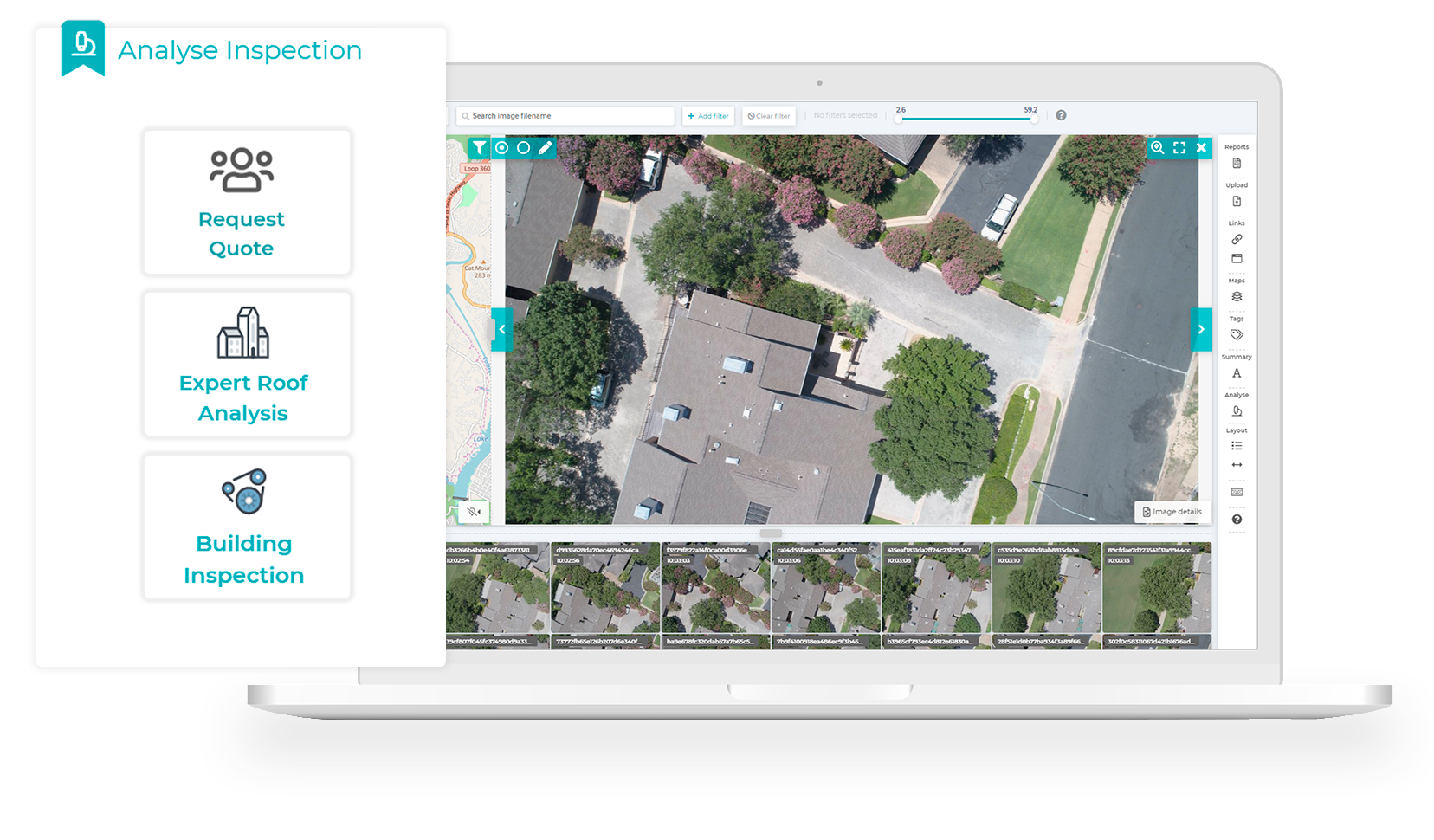 building inspection software